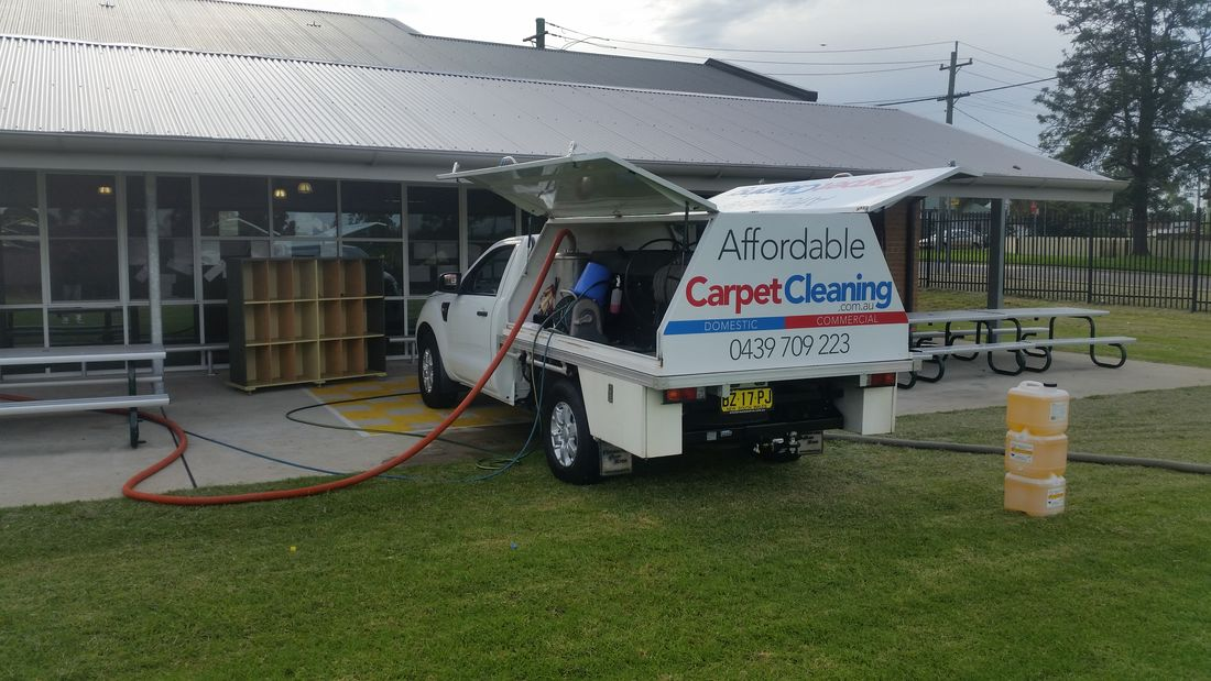 AFFORDABLE Carpet Cleaning Penrith Blacktown Western